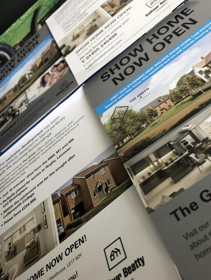 brochures by BrickBerry